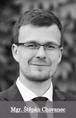 Mgr. Štěpán Chovanec